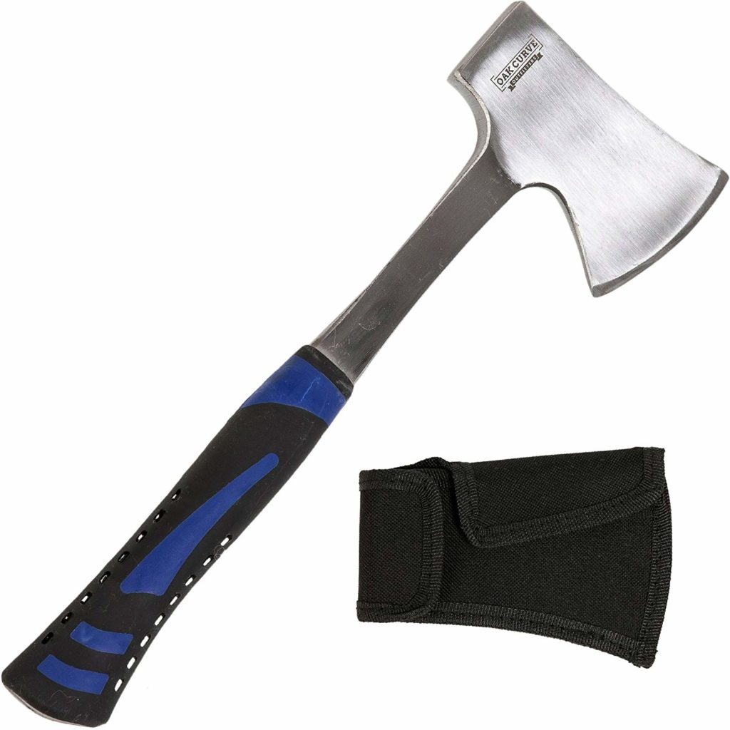 Oak Curve Outfitters Camp Axe with Sheath