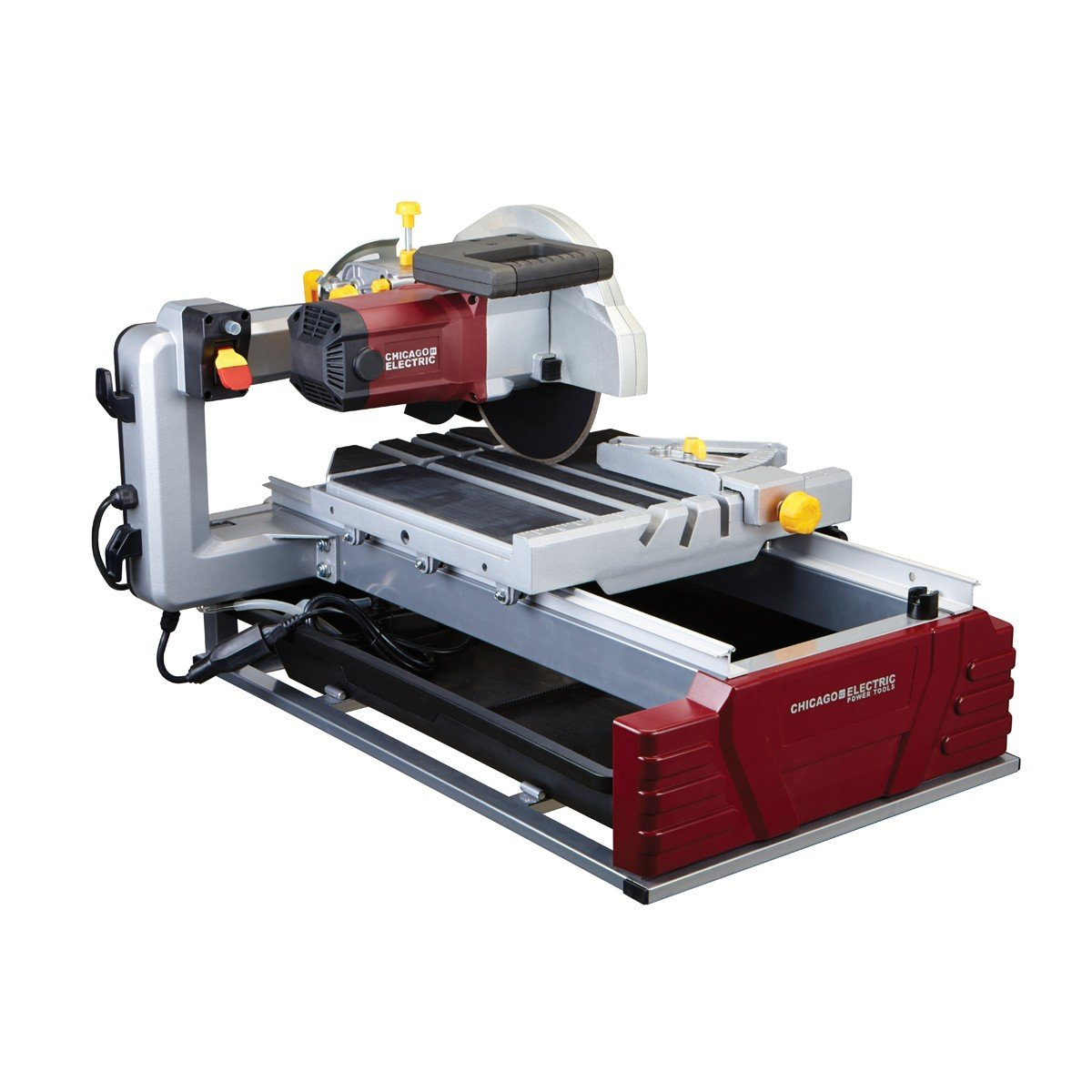 Chicago electrical Tile Brick Saw