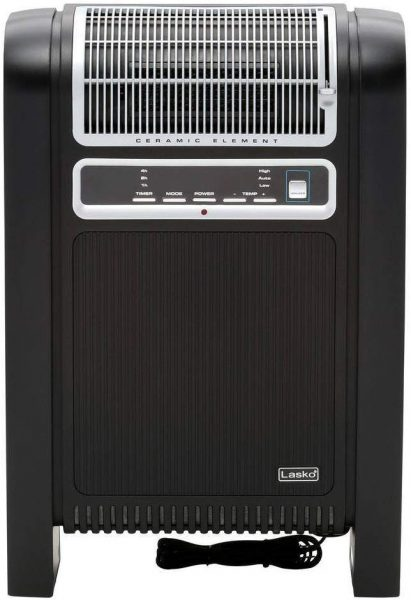 Best Space Heater for Large Room with High Ceilings